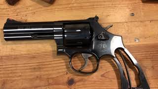 S&W 586: bluing issues - ?