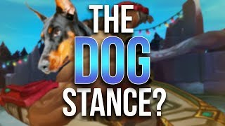 THE DOG DYR STANCE? | VOLIBEAR CAN'T FLIP HEAVY STUFF!? RITO PLEASE! - Trick2g