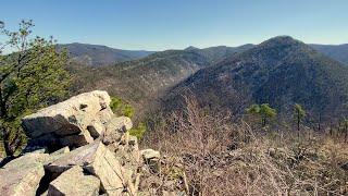 Bushwhacking St. Mary's Wilderness ~ Groah's Ridge