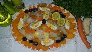 منوعات ام ميمي - اطباق رمضان 2018-سلطة تقليدية لذيذة????????????????????????