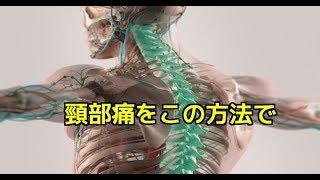 筋膜はがし 筋膜リリース 筋膜 頸部痛をこの方法で