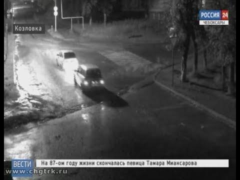 В Козловском районе полицейские задержали подозреваемых в угоне автомобиля