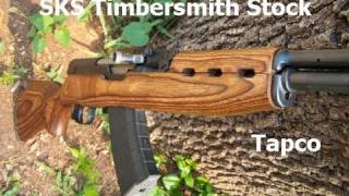 SKS Timbersmith Stock by Tapco
