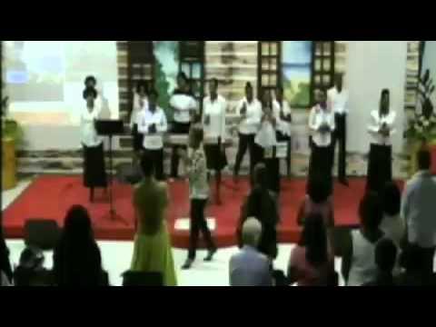 louange (les chantres du christ) --  pasteur alain vilant