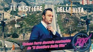 Tiziano Ferro anuncia Il Mestiere Della Vita