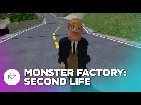 Monster Factory: The Boy-Mayor of Second Life