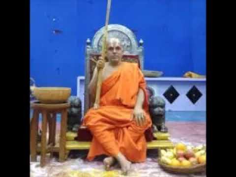 Srimad Andavan Srivaraha Mahdesikan Anugraha Bhashanam at Shastra University