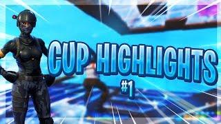 Cup Highlights #1 | Fortnite Battle Royale | AQUA