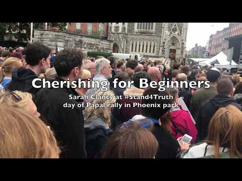 Sarah Clancy  Cherising for Beginners  #Stand4Truth