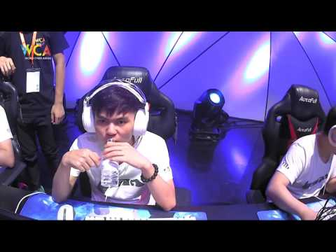 WCA 2016 eSports Carnival Heroes Evovled CJ Cash Challenge & 300 Heroes Exhibition(1)