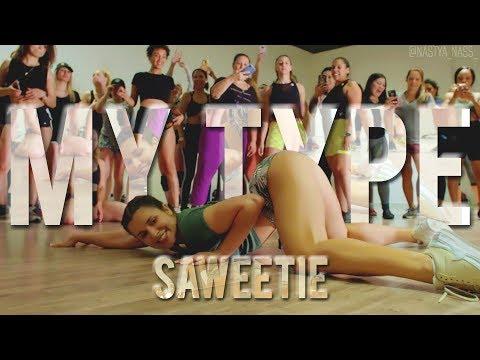 My Type – Saweetie/ Nastya Nass Twerk Class