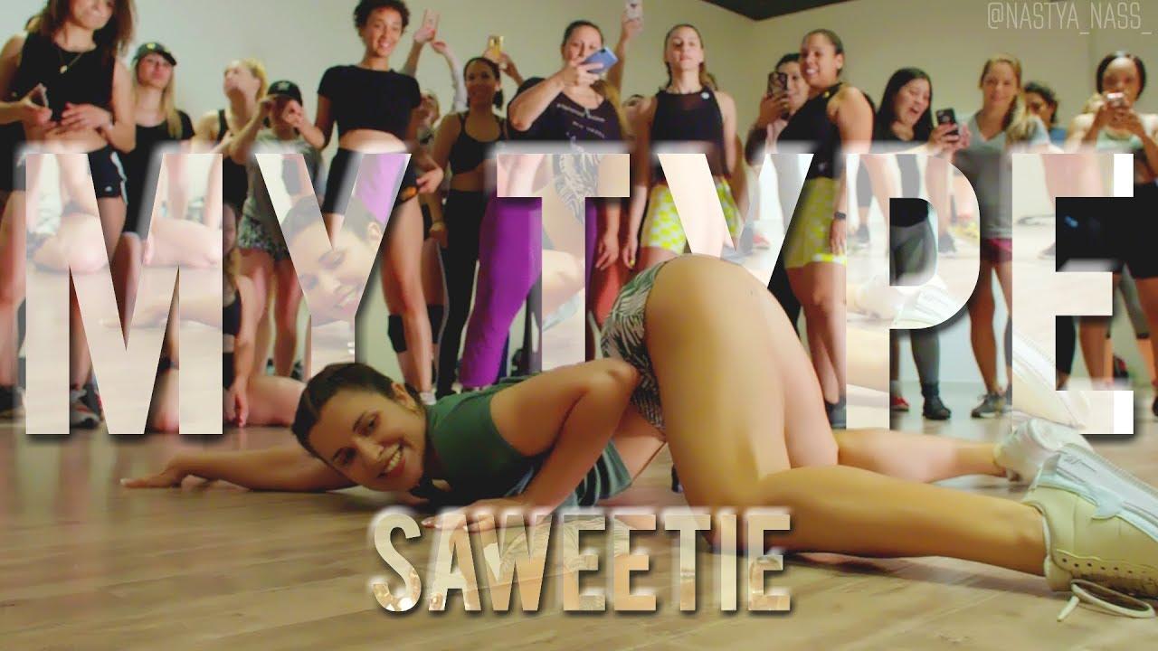 My Type - Saweetie/ Nastya Nass Twerk Class