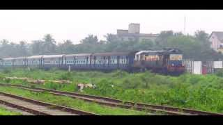 Kamakhya-Lumding Passenger Train with NGC JUMBO WDM2