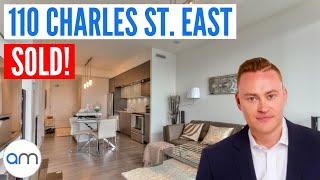 110 CHARLES ST EAST | X CONDOS |
