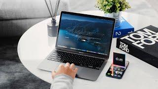 M1 MacBook Air - Langtermynoorsig (2021)
