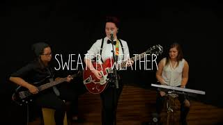 """Mar McNally + The Us cover """"Sweater Weather"""" by The Neighbourhood"""