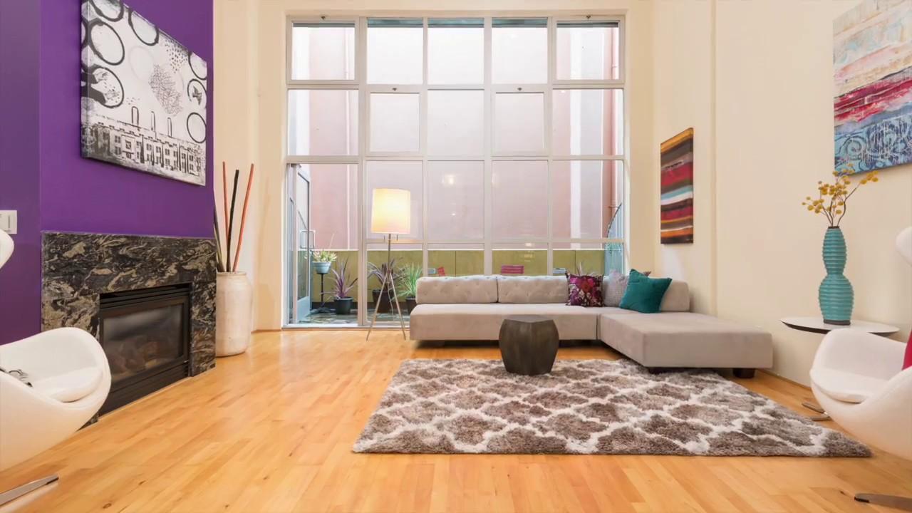 Bella Vista lofts: 2900 22nd St. #5, San Francisco Loft