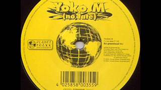 DJ Greenhead pres. Yoko M - No Fate (DJ Greenhead Mix)