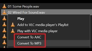 Windows 10: How to Convert Music and Videos From Right Click/Context Menu (using FFmpeg)