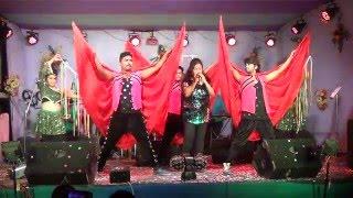 khamoshiyan Tittle Song.Beautiful Singing By Jyotishree On Yubak Sangha 2K16 Program.