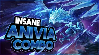 This ANIVIA COMBO might be too good! | Legends of Runeterra | League of Legends Card Game