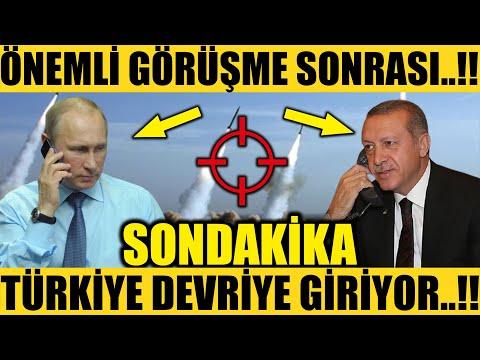 RUSYA KARABAĞ GÖRÜŞME SONRASI..!! TÜRKİYE'Yİ ARADI VE..!! (Azerbaycan Son Dakika Haberleri)