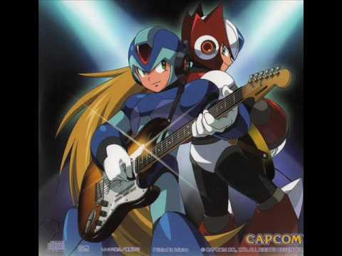 Repeat Megaman Maverick Hunter X OST: Stage Select (X) by