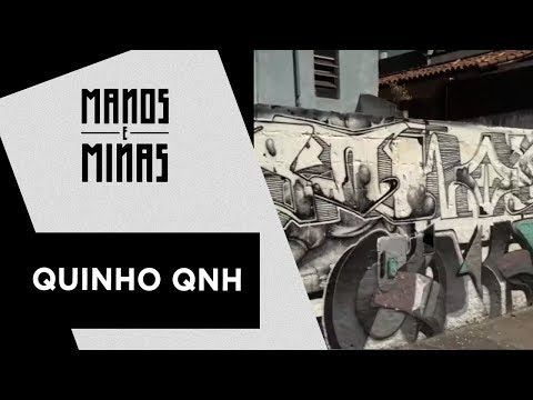 Diretamente de São Mateus: o artista urbano Quinho QNH