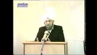 Friday Sermon 6 June 1986