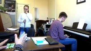Урок вокала. Стиль. Звук. Скэт  Mr.Paganini ч.3-я собираем стандарт воедино