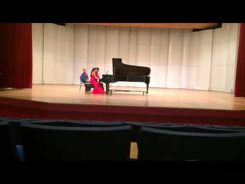 Samuel Barber--Souvenirs, Op. 28, V. Hesitation Tango