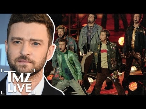 Justin Timberlake Reveals The Real Reason He Left  'NSYNC' | TMZ Live