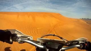 MX fails on the sand dunes