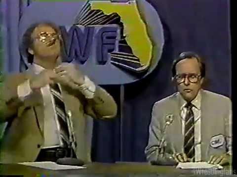 CWF Florida Championship Wrestling 1981 #4