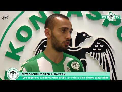 Eren Albayrak ve Ferhat Öztorun Atiker Konyaspor'umuzda!