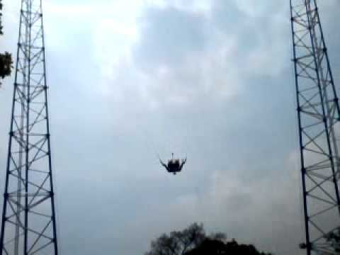 Slingshot Offride Six Flags Mexico Youtube