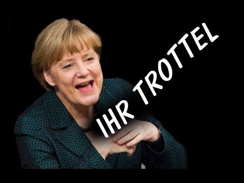 Fl chtlinge  Merkels Glaubw rdigkeit