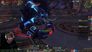 ZNOWU NEXOS VS PATRONITE - World of Warcraft: Battle for Azeroth