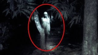 Scary Girl Ghost Caught on Tape!