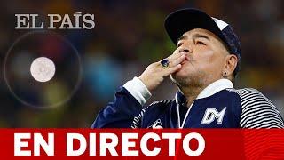 DIRECTO #MARADONA | En vivo desde el exterior de la vivienda donde falleció Maradona