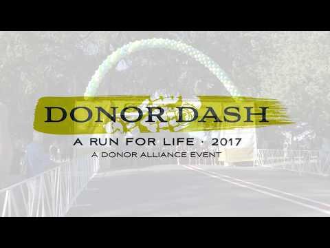 2017 Donor Dash