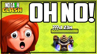 BAD News for No Cash Clash of Clans!