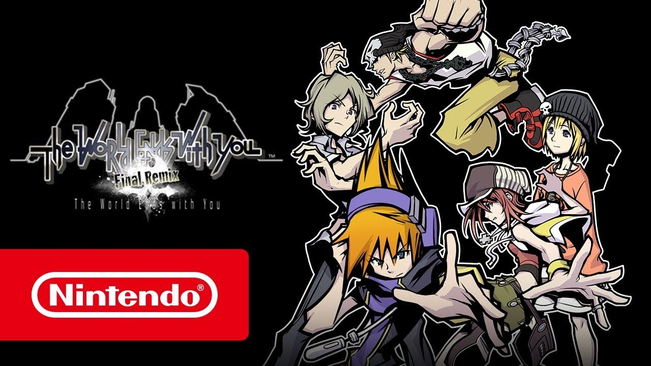 The World Ends With You -Final Remix- - Launch Trailer (Nintendo Switch)