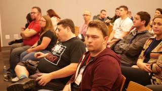 Efficient Premiere Pro Video Editing For Vloggers | Vlogger Fair 2016 Session at Adobe HQ