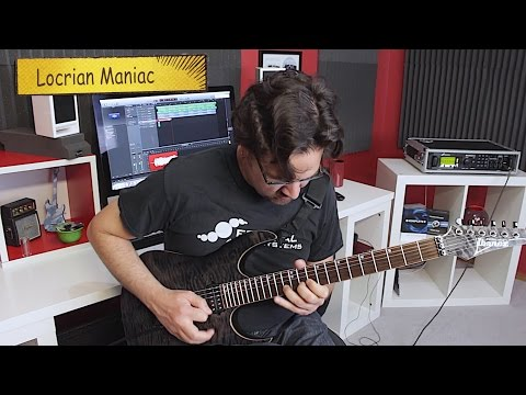 Locrian In The House