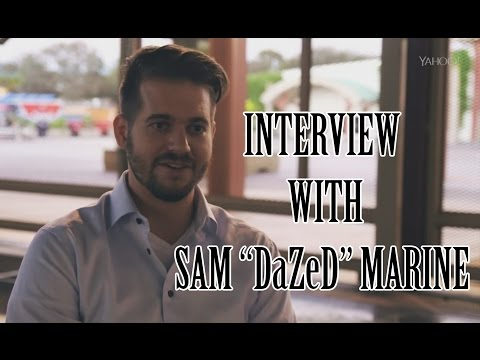 "Interview with Sam ""DaZeD"" Marine - IEM Oakland"