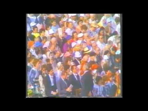 Heiligsprechung der 117 Märtyrer aus Vietnam durch Papst Johannes Paul II.