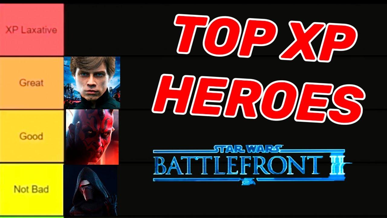 Easiest Heroes To MAX Tier List