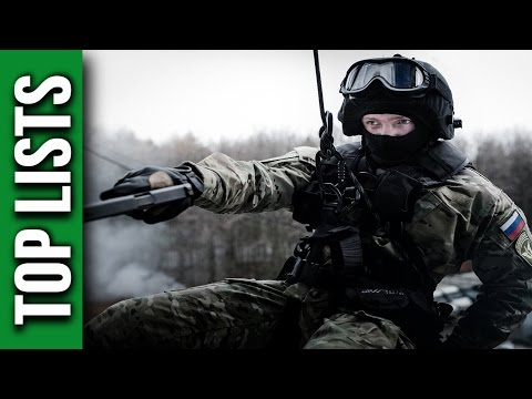 Top 10 Commando Raids