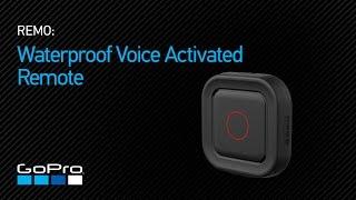 GoPro Remo ملحق جديد يتيح لك التحكم في كاميرات GoPro عن طريق الأوامر الصوتية - إلكتروني